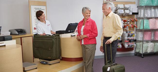 Travel & Luggage Shipping Gahanna